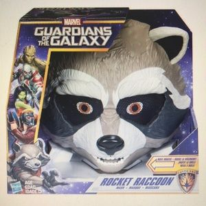 Gardens of the galaxy rocket raccoon mask